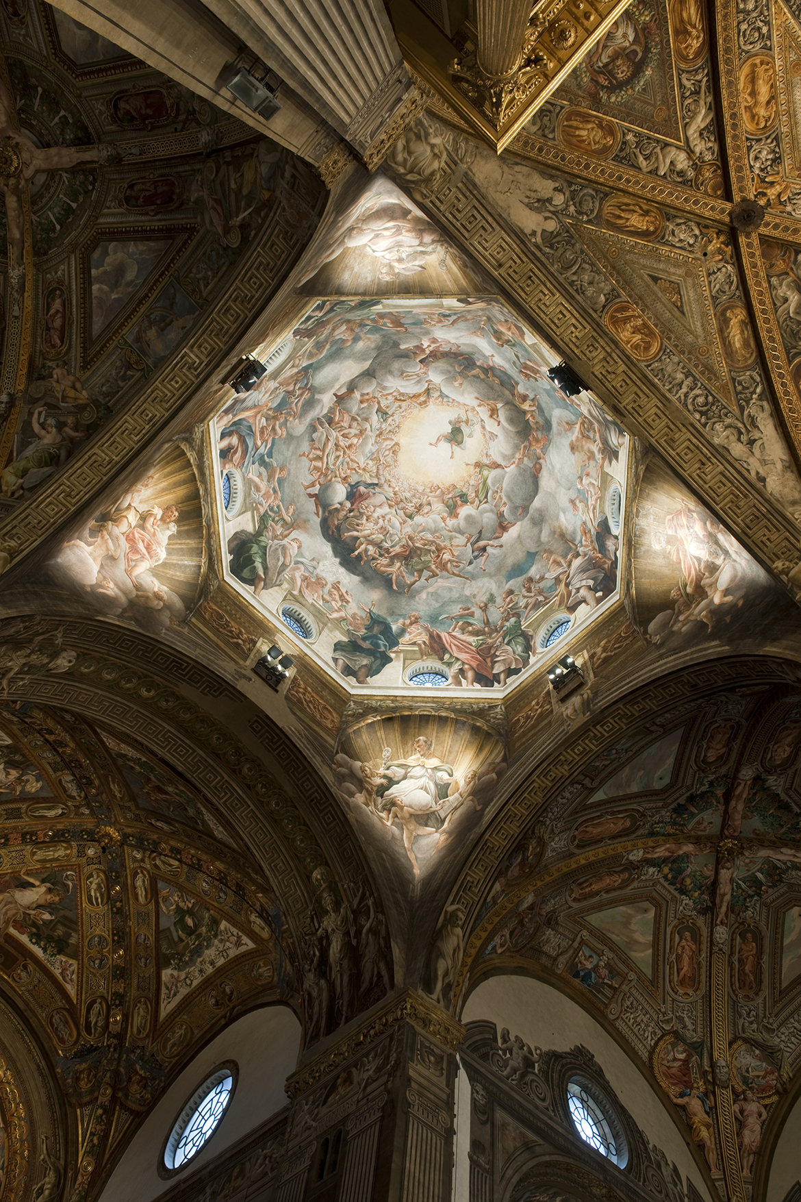 Kathedrale Parma   Cathedral Parma