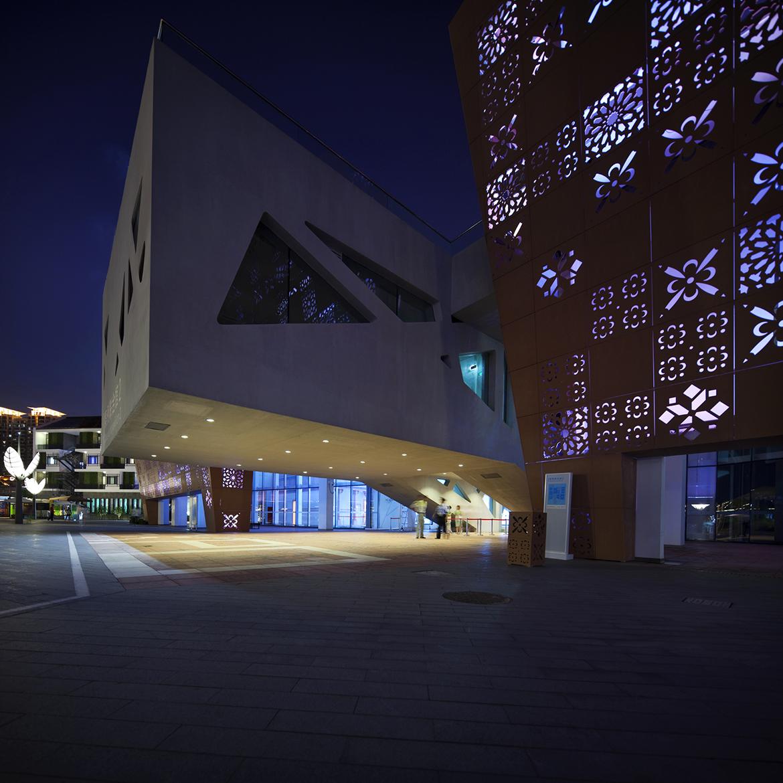 UBPA Pavillion Shanghai 1