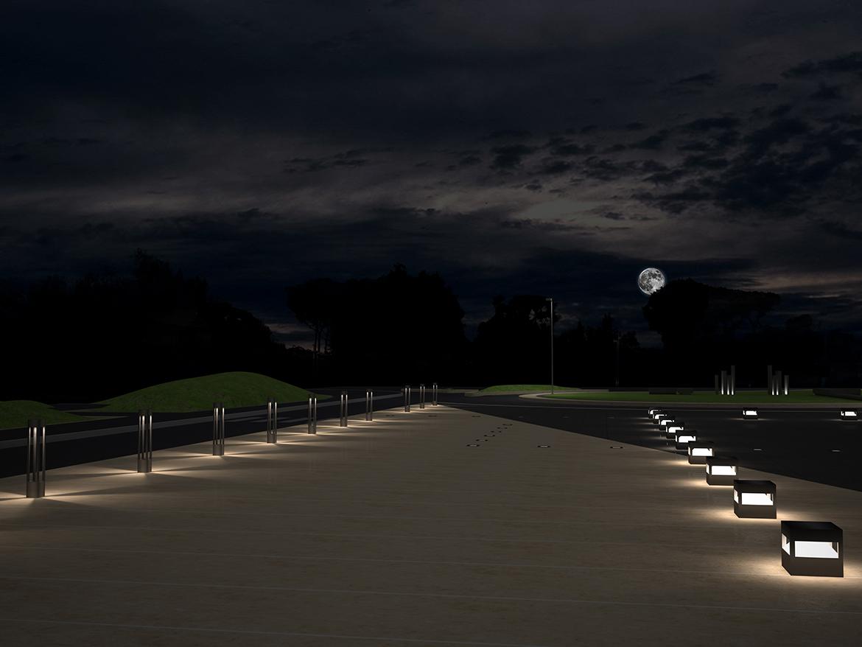 Albano notte 8