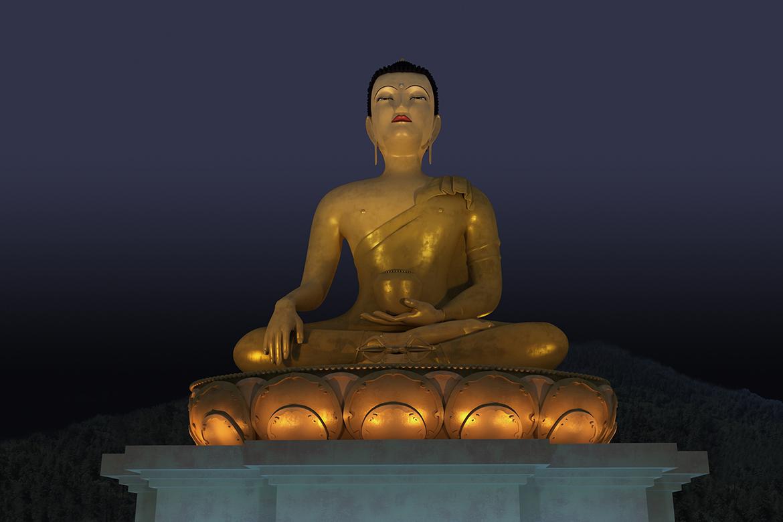 Buddha Dordenma 2