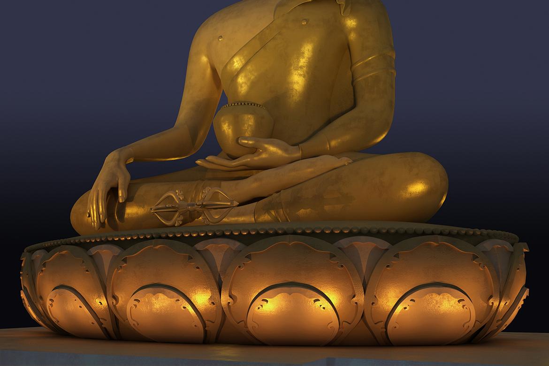 Buddha Dordenma 3