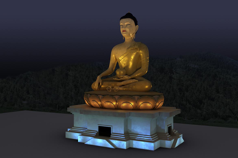 Buddha Dordenma 7