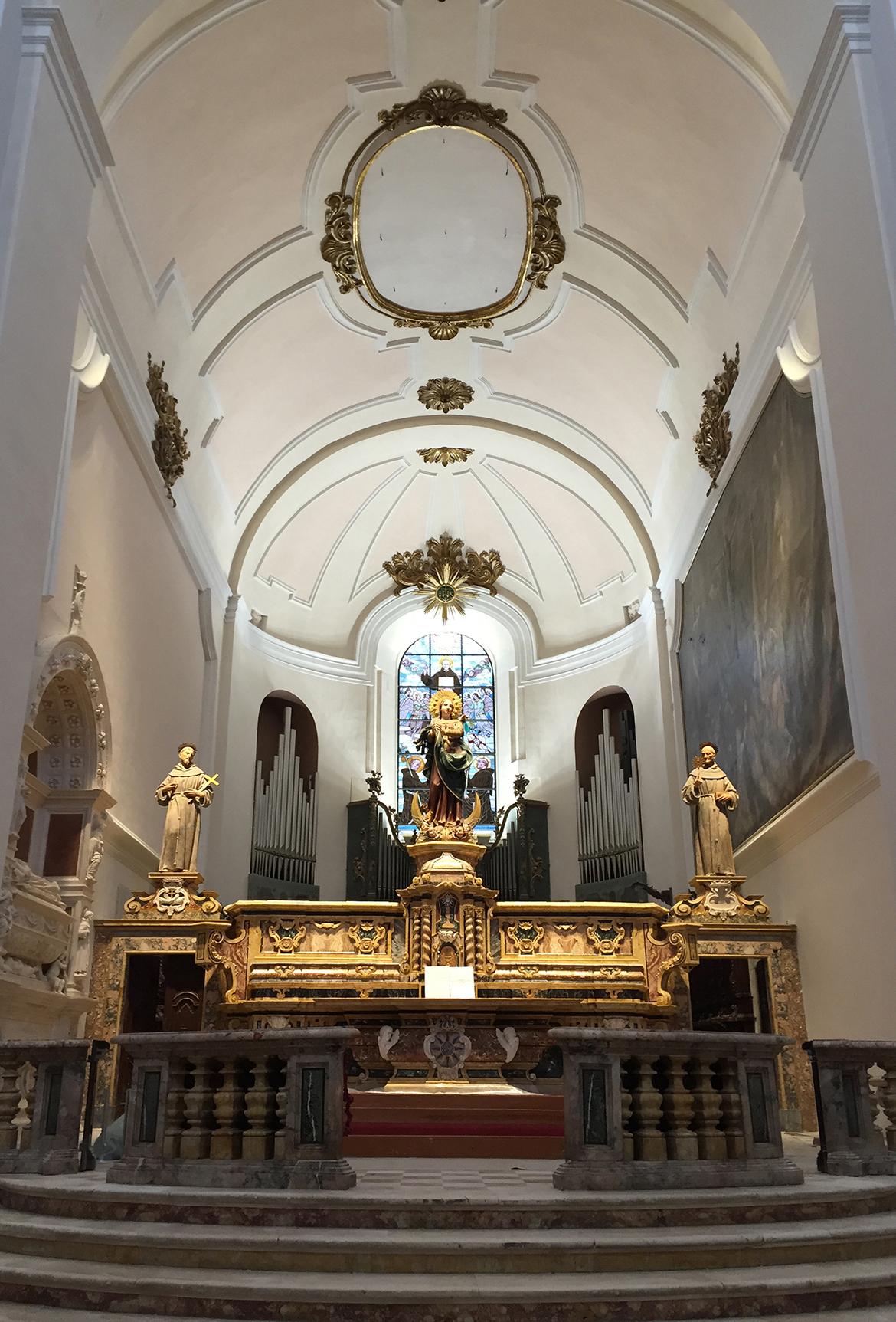 San Bernardino 2 - altare