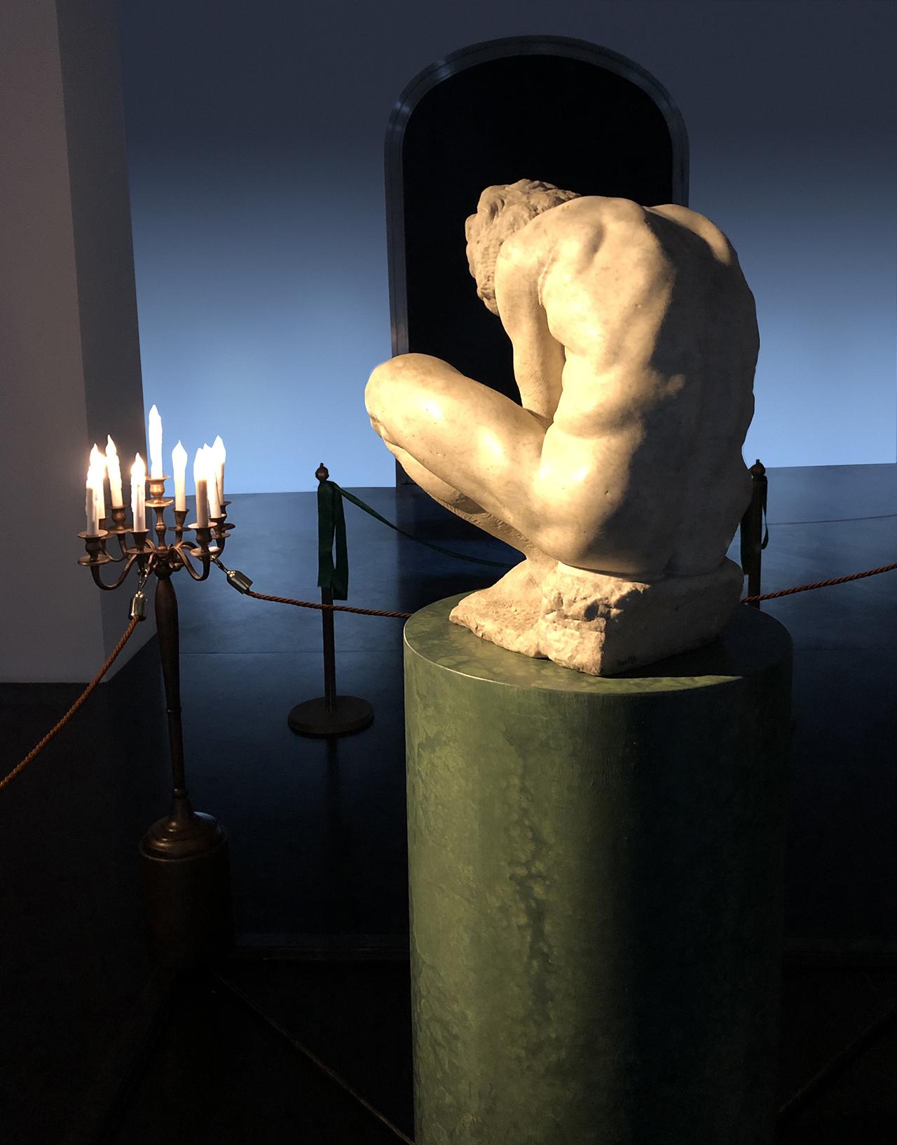 Adolescente Michelangelo 2