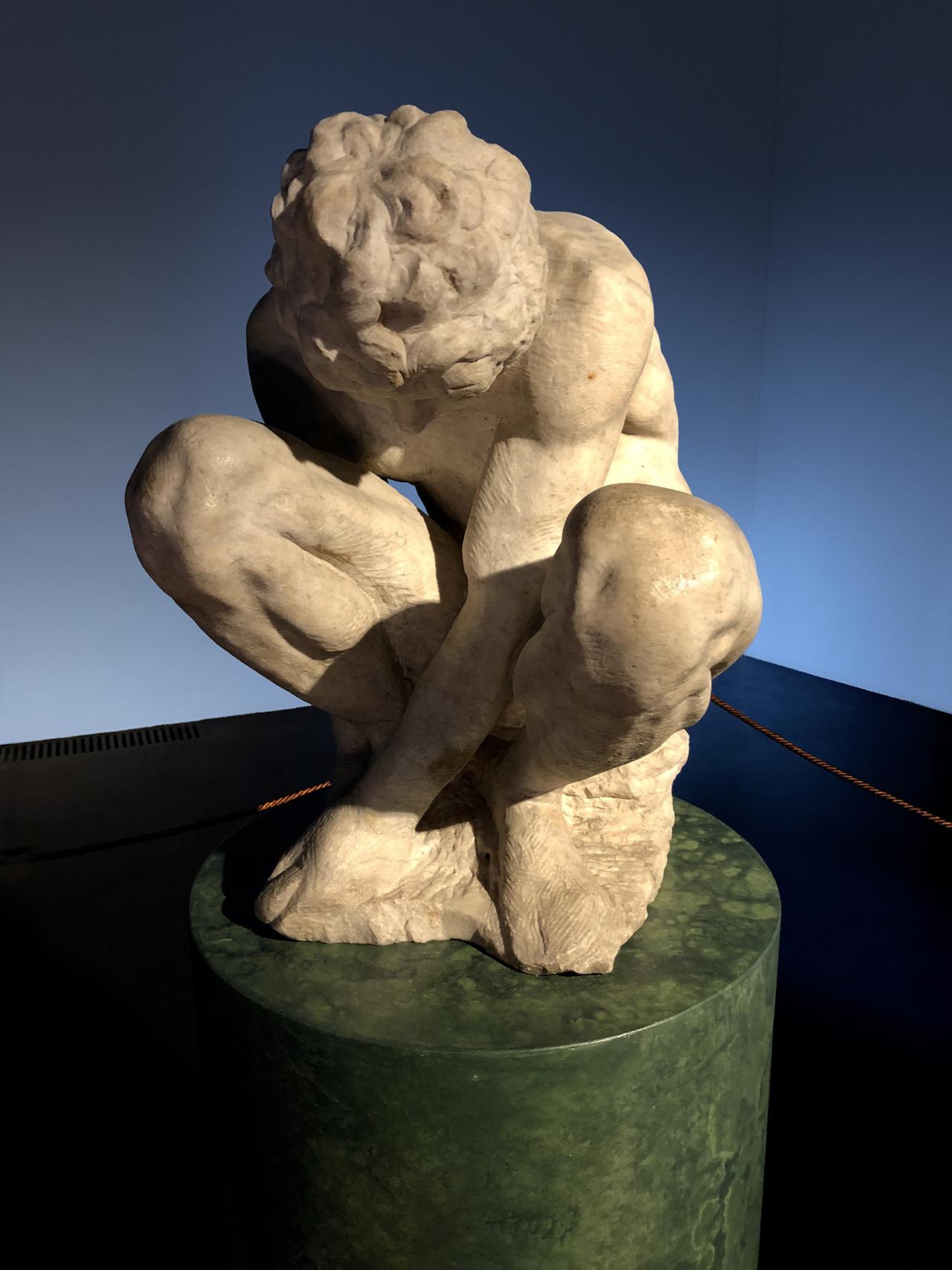 Adolescente Michelangelo 3